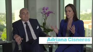 Gustavo Cisneros and Adriana Cisneros, 2015 Brandon Tartikoff Legacy Award  Recipients - YouTube
