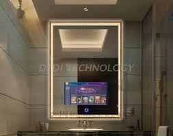 dedi wall mounted waterproof lcd smart