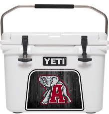 Bama Yeti Roadie Or Tundra Cooler Wrap Decal Custom Yeti Etsy