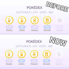 Pokédex now shows the Unova dex medal instead of the grey pokeball ...