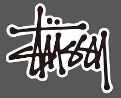 Buy Stussy Sticker Wholesale Skateboard Brand Logo Stickers With Cheap Price