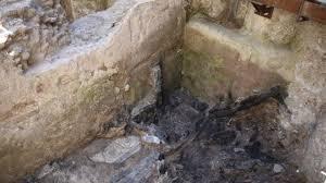 Metro C Roma, scoperta una casa romana in legno ad Amba Aradam
