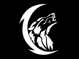 Wolf Howling Tribal Moon Vinyl Decal Car Wall Truck Sticker Choose Size Color Ebay
