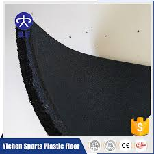 factory for rubber interlocking tiles