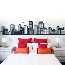City Wall Stickers Cool Stickers Wall Decals
