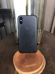 iphone x leather case review 4 reasons