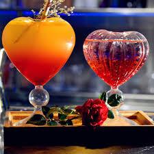 mushroom cocktail glass molecular