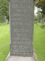 "Melissa ""Addie"" Wood Felmly (1853-1891) - Find A Grave Memorial"
