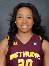 April Johnson - Women's Basketball - Bethune-Cookman University Athletics