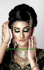stani bridal makeup for round face