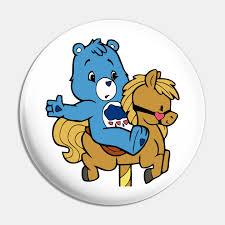Care Bears Care Bears Pin Teepublic