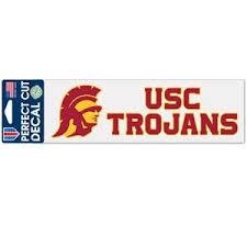 Usc Trojans 3 X10 Perfect Cut Decal New Ncaa Auto Car Emblem Sticker 32085541321 Ebay