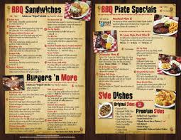 BBQ Menu for Phoenix AZ's The Barbecue Company | Award Winning BBQ Ribs |  BBQ Meatloaf | BBQ Sauces, Spices & Rubs