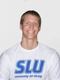 Dustin Anderson - 2014-15 - Swimming & Diving - Saint Louis University
