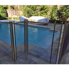 4 Ft Premium Removable Safety Fence In Ground Pools