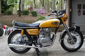 1971 yamaha xs1b 650