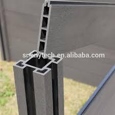 Anti Fading Wood Plastic Composite Fence Post For Sale Buy Wood Fence Posts For Sale Wood Plastic Composite Fence Post Fence Post Product On Alibaba Com