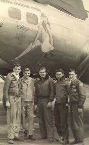 487th Bomb Group (H): Duane Walters and other crew
