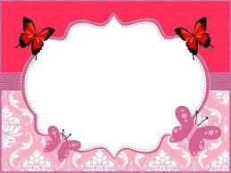 39 Ideas Para Una Fiesta Tematica De Mariposas Invitaciones