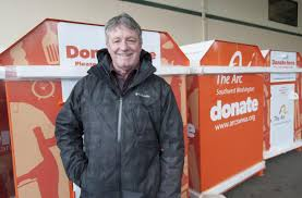 arc rolls out new donation bins