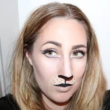 cowardly lion face makeup saubhaya makeup