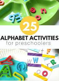 25 alphabet activities for kids no
