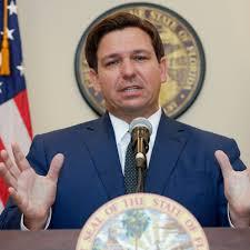 Coronavirus: Florida Gov. Ron DeSantis ...