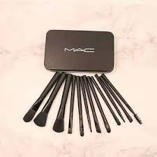 mac makeup brushes brush kits 12