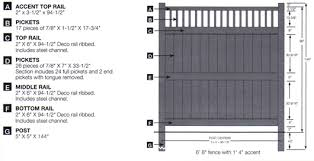 Galveston Vinyl Privacy Fence Workshop