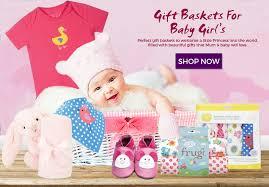 baby gift hers newborn gift baskets