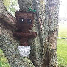 Ravelry: Baby Groot Ragdoll pattern by Hillary Thompson | Disney ...