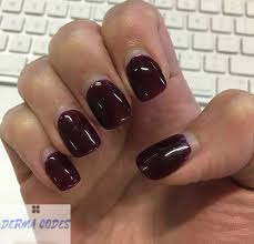sns nails at home without acetone