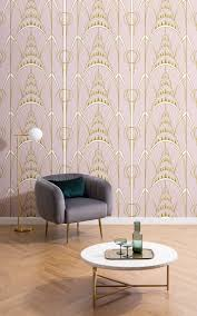 6 art deco wallpapers to create a