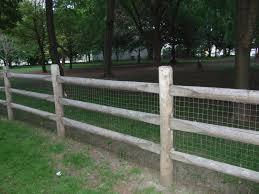 Keep The Dog In Rustic Cedar Post Rail Fence Supplied By Lanark Cedar Post And Rail Fence Cedar Posts Backyard Fences