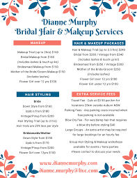 hair and makeup packages sydney