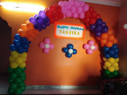 best balloon arch decoration birthday simple balloon decorations