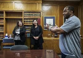 Man calls his release from life in Arkansas prison 'surreal'
