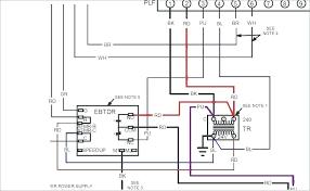 hvac er motor wiring diagram