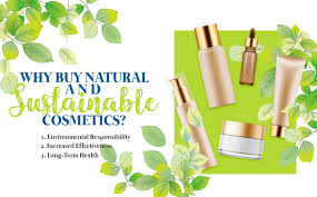the push for susnable beauty