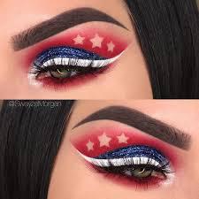4th of july makeup ideas saubhaya makeup