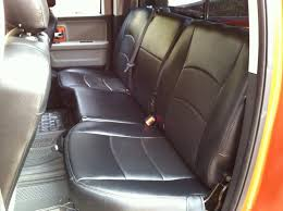 leather seat covers for the 4th gen