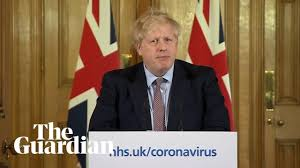 Boris Johnson warns Britons to avoid ...