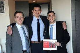 Jorge Richardson '18 Talks about His Case Competition in Canada | Robert H.  Smith School of Business, University of Maryland