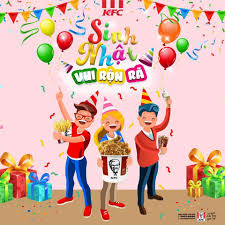 KFC Birthday - Đà Nẵng - 4,691 Photos - Fast Food Restaurant - 116 ...