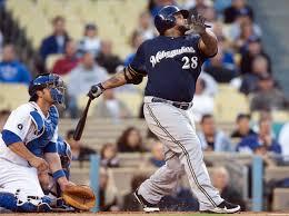 Prince Fielder | American baseball player | Britannica