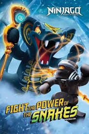 Lego Ninjago Power Of Snakes Kids Room Laminated Dry Erase Sign Poster 24x36 Poster Foundry
