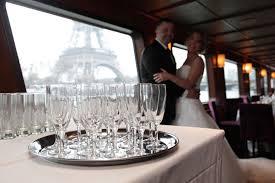 Location péniche pour mariage à Paris