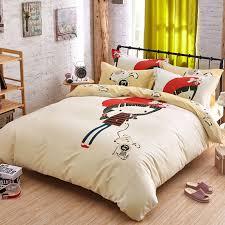 little cute girl bedding set queen size