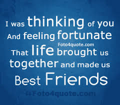 best friend quotes thankful for our friendship foto quote