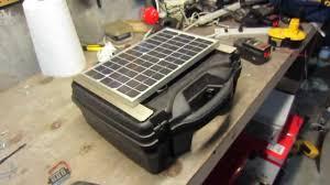 portable solar generator for 150